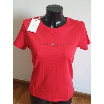 T-shirt Tommy Hilfiger damski