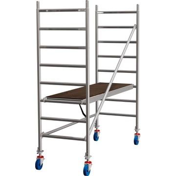 Rusztowanie aluminiowe KRAUSE Stabilo 10 - 3,00m (