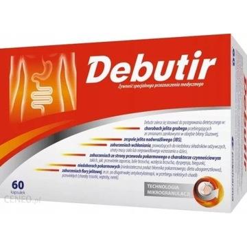 Debutir układ pokarmowy 60 tabletek