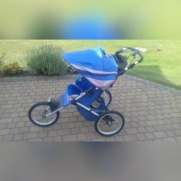 Wózek biegowy, wózek do biegania z dzieckiem