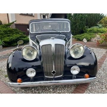 Daimler-Jaguar DE27 Limuzyna 1949r Unikat 1 z 9