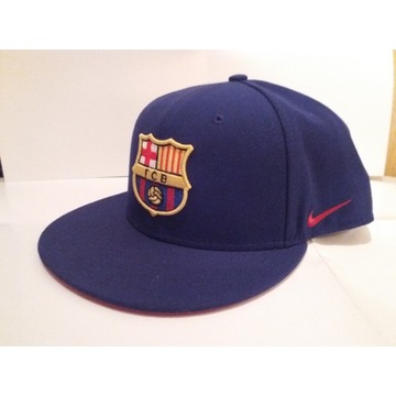 Czapka Snapback Nike FC Barcelona