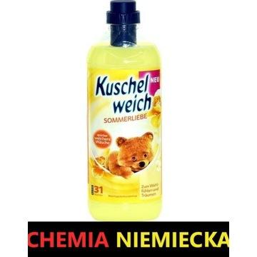 Kuschelweich Sommerlie Niemiecki Płyn do płukania