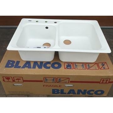 Zlewozmywak Blanco Classic 8 Biały Nowy Siligranit