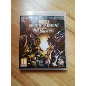 Mortal Kombat vs DC Universe PS3 - idealna