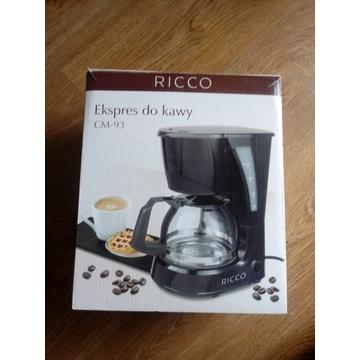 Ekspres do kawy RICCO CM-93
