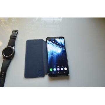 Samsung galaxy s9+ i Zegarek G3 Frontier
