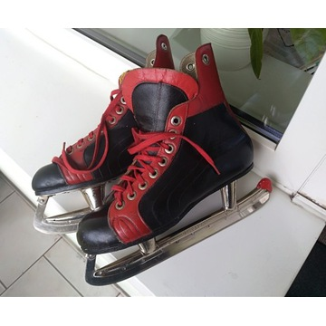 Łyżwy hokejowe roz. 27 cm (roz. UK 8,5)