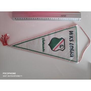 Proporczyk Legia Warszawa - 2