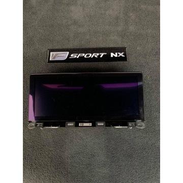 LEXUS NX300 LIFT MONITOR 86110-78040