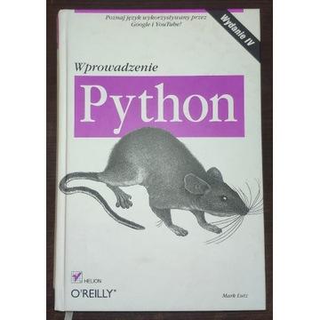 Python Wprowadzenie Wydanie IV Mark Lutz