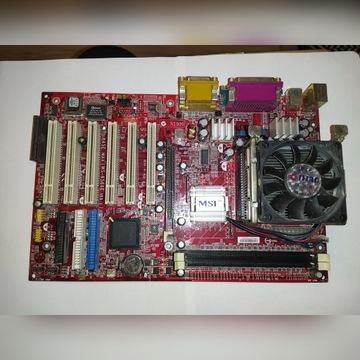 PŁYTA GŁÓWNA DIYING M-V0 E150630 94V-0