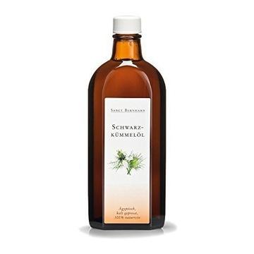 Olej Organiczny z czarnuszki tłoczony na zimno