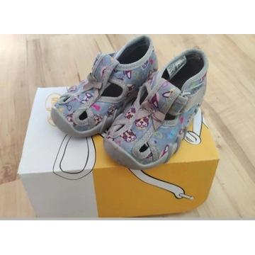 Buty dziecięce BEFADO rozmiar 20 i 21