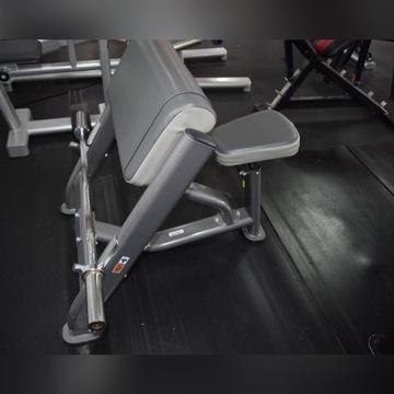 Zestaw maszyn na wolny ciężar HBP Tytan