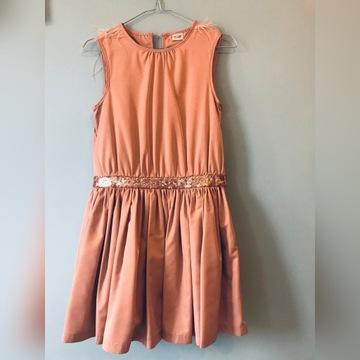 Sukienka dziewczęca 152 Tape a l'oeil