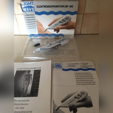 Urządzenie do elekroakupunktur LW-901