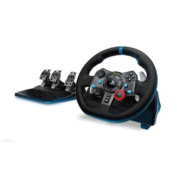 Kierownica LOGITECH G29 Driving Force PS5 PS4 PC