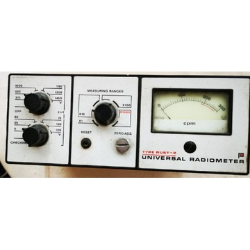 RADIOMETR universal RUST-2
