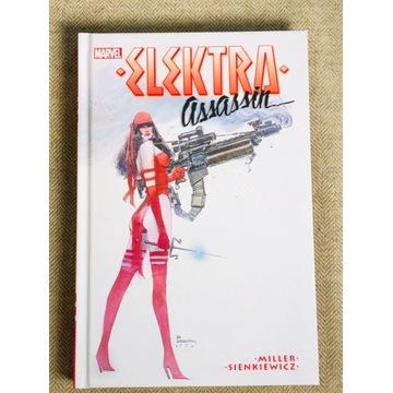 Komiks Marvel Elektra assassin