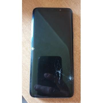 Samsung s9 uszkodzona szybka