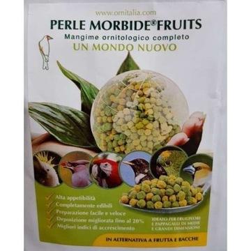 Ornitalia Perle MorbideFruit 800 g - dla papug