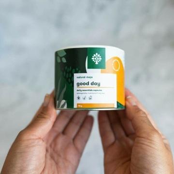 Natural Mojo GoodDay witaminy minerały w kapsułce
