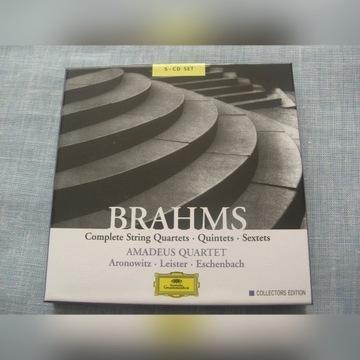 BRAHMS - Chamber Works 5CD