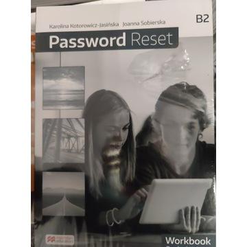 Password Reset b2 zeszyt ćwiczeń wersja nauczyciel