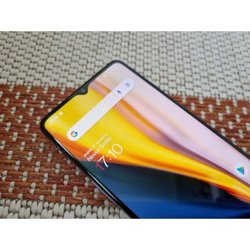 STAN IDEALNY OnePlus 7T 8/128GB FROSTED SILVER