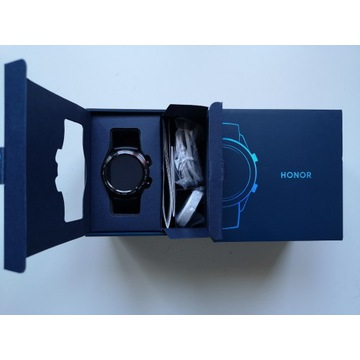 Honor Magic Watch, GPS, J. Polski, Stan 10/10