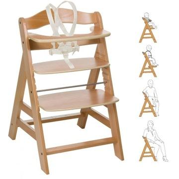 Krzesełko do karmienia Alpha +