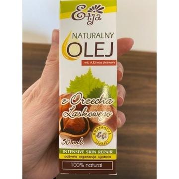 Olej Etja z orzecha laskowego naturalny 50ml