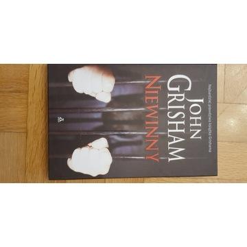 Niewinny  John Grisham