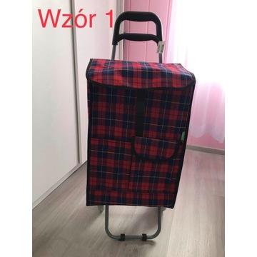 Wózek torba na kółkach na zakupy