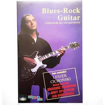 kurs gitara Blues-Rock Guitar Leszek Cichoński