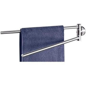 Dwuramienny wieszak na ręczniki