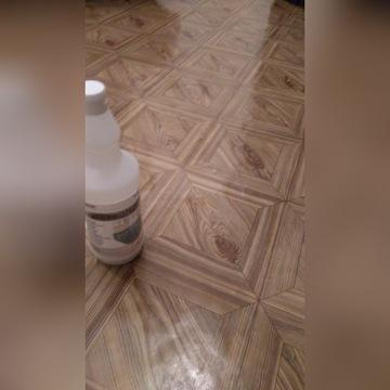 Gloss protect PVC i linoleum