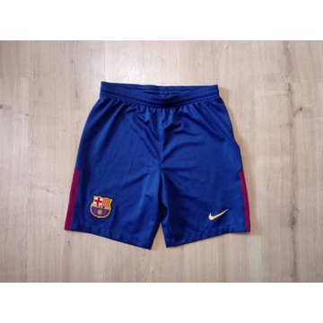 Nike FC Barcelona spodenki dla chłopca 137-147 cm