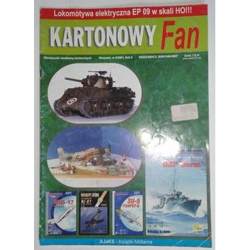 Kartonowy Fan 2001/09