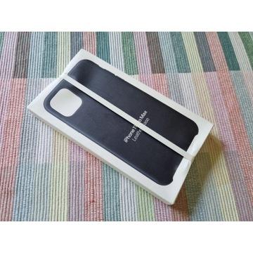 Etui /Case iPhone 11 PRO MAX Leather Case