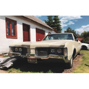 Oldsmobile Delmont 88 1968 big block V8 455 396KM