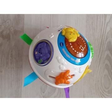 Edukacyjna zabawka dla raczkującego niemowlaka