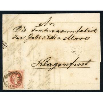 1870 Zabór Austriacki Galicja Przemyśl Dworzec
