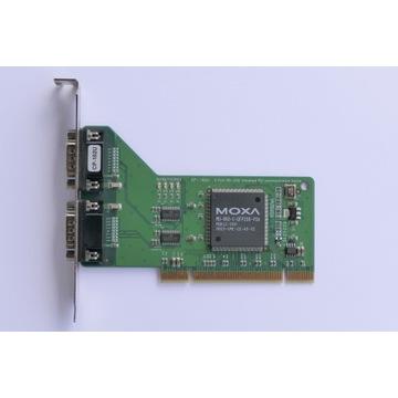 Karta portów szeregowych RS-232 MOXA CP-102U