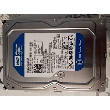 Dysk twardy WD 320 GB HDD SATA II 3.5