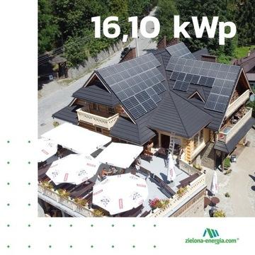FOTOWOLTAIKA PREMIUM panele słoneczne 8kW