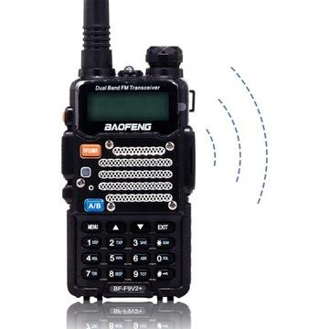 Baofeng portable two-way radio