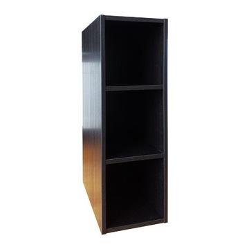 Tornviken szafka otwarta Ikea czarna lub biała