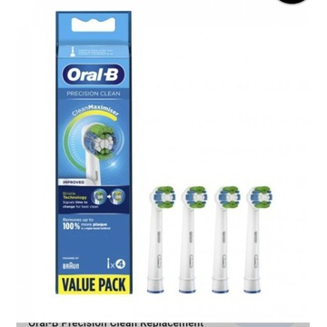 Oral-B Precision Clean 4szt (EB20-4)